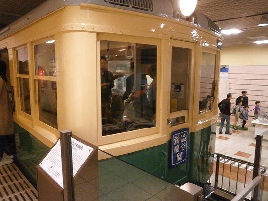 1938年(東京高速鉄道時代)に製造された「100形(129号)車両 ...