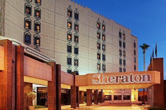 Sheraton Riyadh Hotel & Towers: Exterior