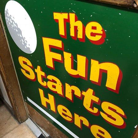 Fun starts here!!