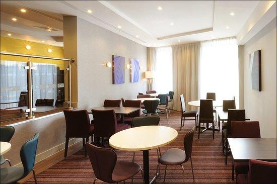 Holiday Inn Express Birmingham - Snow Hill: Restaurant