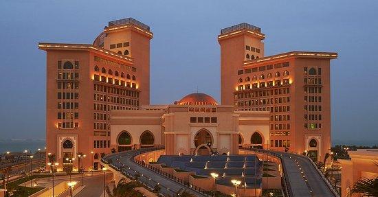 The St. Regis Doha: Exterior
