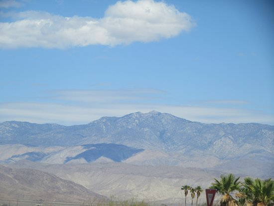 Borrego Springs, CA: Santa Rosa Mountains, Ca
