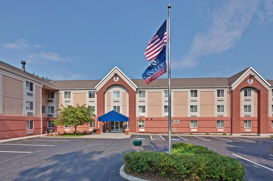 Candlewood Suites East Syracuse - Carrier Circle: Exterior