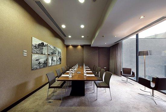 Eurostars Das Letras Hotel : Meeting room