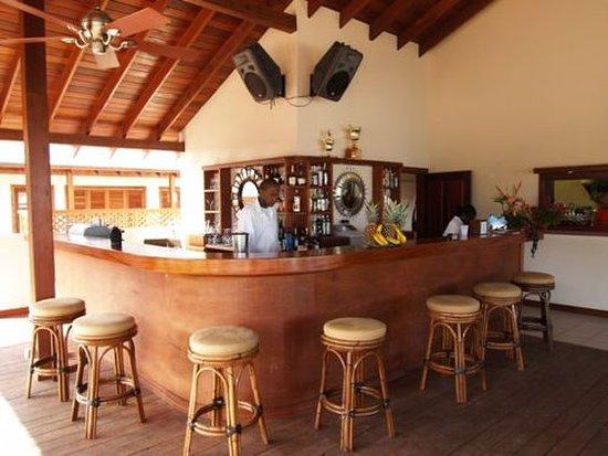 Petite Calivigny, Grenada: Bar/Lounge