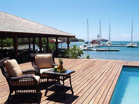Petite Calivigny, Grenada: Pool