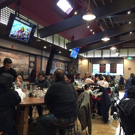 San Bruno, Kaliforniya: Isla Restaurant