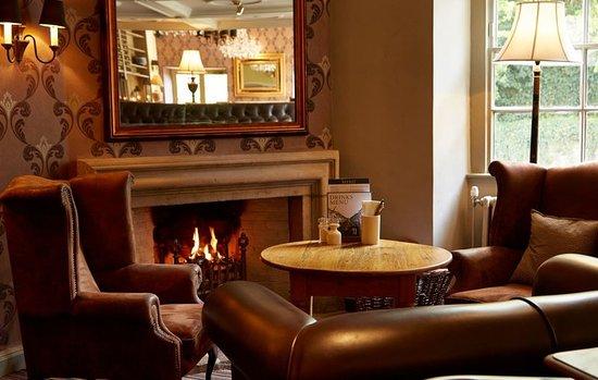 Old Sodbury, UK: Bar/Lounge