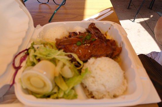 Fatboy's : My Korean ribs