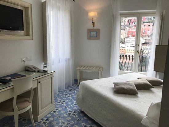Hotel Savoia: Room 302