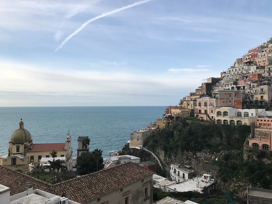Hotel Savoia: View from room 302