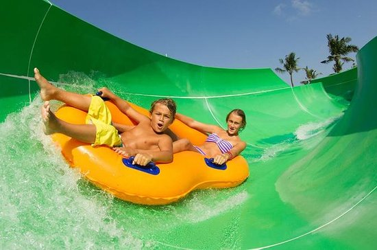 Waterbom Bali Day Pass with Private...