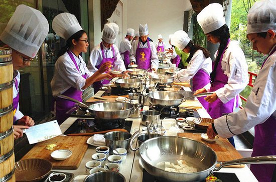 Sichuan Cuisine Museum and Cooking...