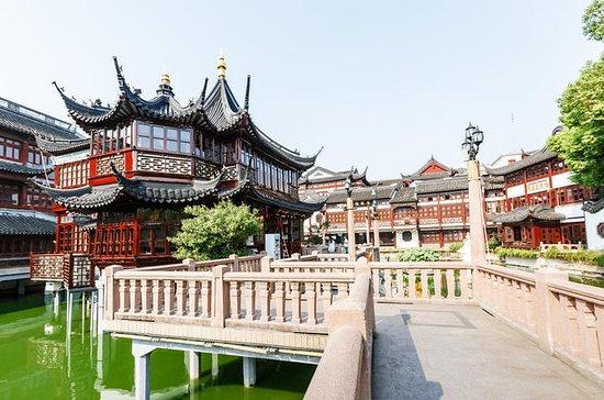 Shanghai Yu Garden Admission Ticket