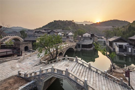 Beijing Gubei Water Town Admission Ticket