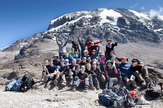 5 Day Kilimanjaro Climbing Marangu...