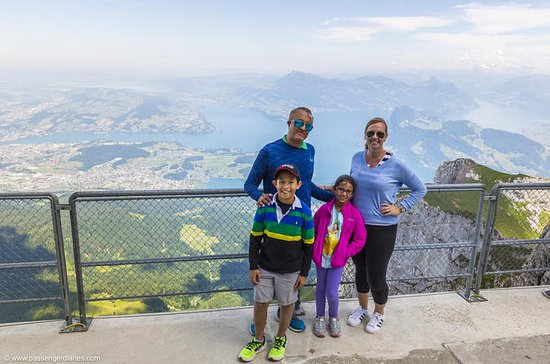 Mount Pilatus Alpine Landscape...