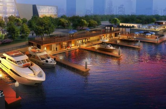 Shanghai Huangpu River Charter Yacht...