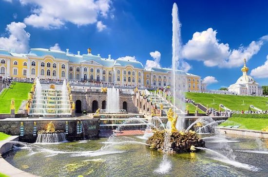 Best of St Petersburg - Private 1-Day ...