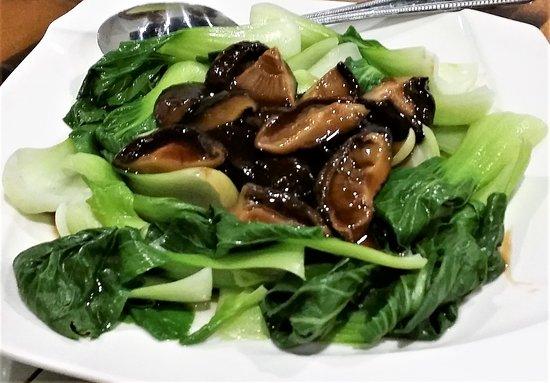Guilderland, NY: Mushroom w/ Cabbage.