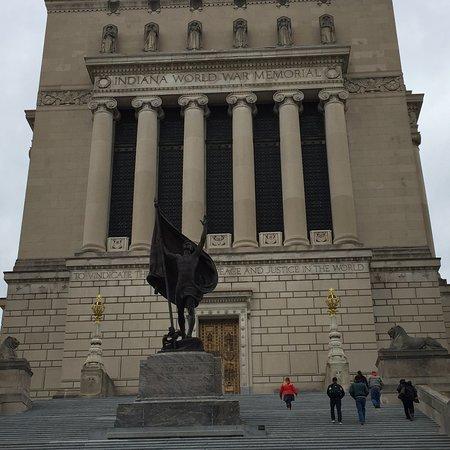 印第安纳战争纪念馆