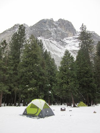 Upper Pines Campground: Camping in Upper Pines - priceless!