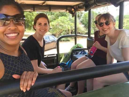 Uva Province, Sri Lanka: Funky Leopard Safari Hostel