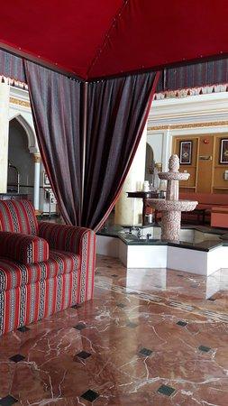 Azaiba, Oman: Lobby