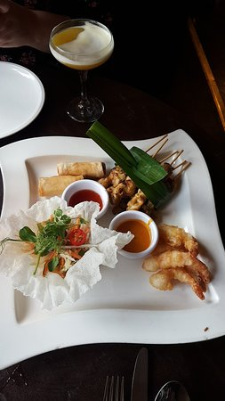 Best Thai Restaurant In Glasgow Chaophraya