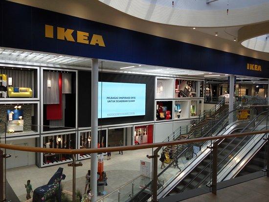 New and Spacious Ikea