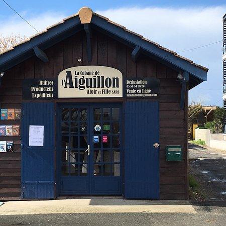La cabane de l 39 aiguillon arcachon restaurant - La cabane de l aiguillon ...