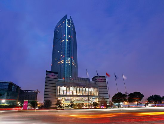 Crowne Plaza Wuxi City Centre