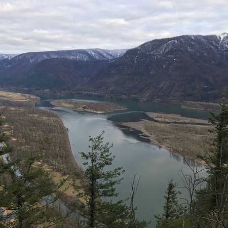 North Bonneville, WA: Beacon Rock State Park