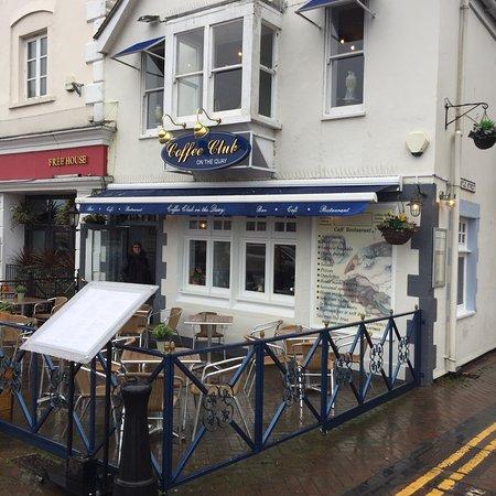 The Coffee Club on the Quay: photo0.jpg