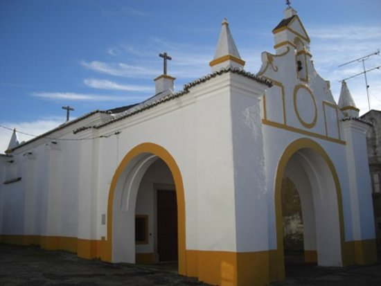 Alcacovas, Portugal: Ermida de São Pedro (Alcáçovas)
