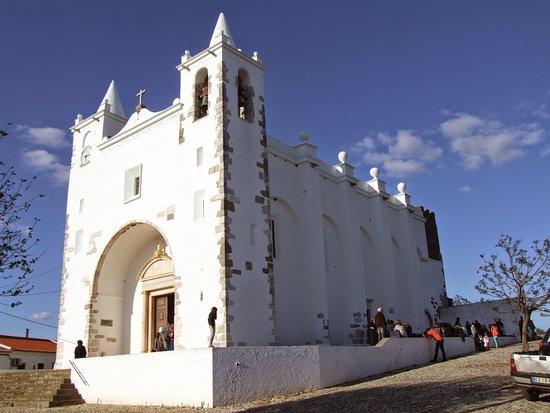Portel, Portugal: Igreja de Vera Cruz de Marmelar