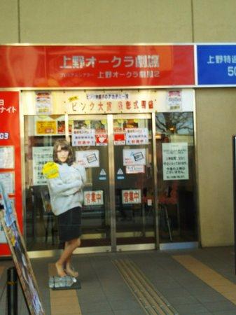 Okura Theater
