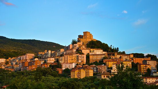 Culture Discovery Vacations - Day Tours: Our Home Base - Soriano nel Cimino