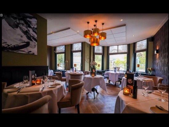 """Driebergen, Nederland: Restaurant Rebels / Wereldkeuken met een knipoog naar de Franse keuken met een """" Rebelse Twist""""."""