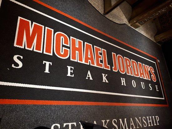 Michael Jordan Restaurant In Chicago Il