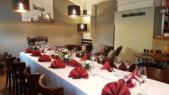 Lovosice, Czech Republic: Restaurace