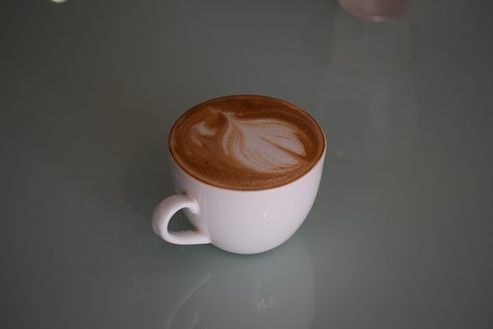 Genesis Cafe & Restaurant: BEST COFFEE