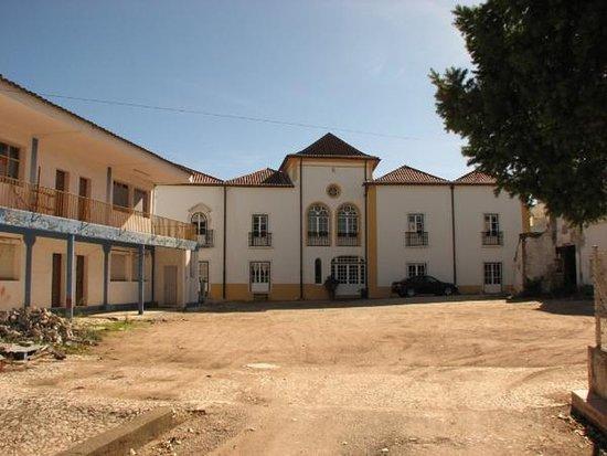 Palacio dos fidalgos Sousa Carvalho e Melo