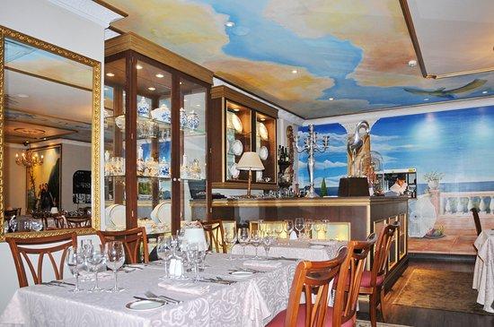 Restaurante Goya: Interior of restaurant