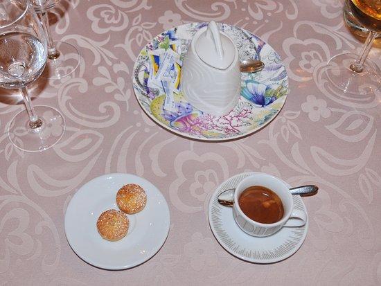 Restaurante Goya: Espresso