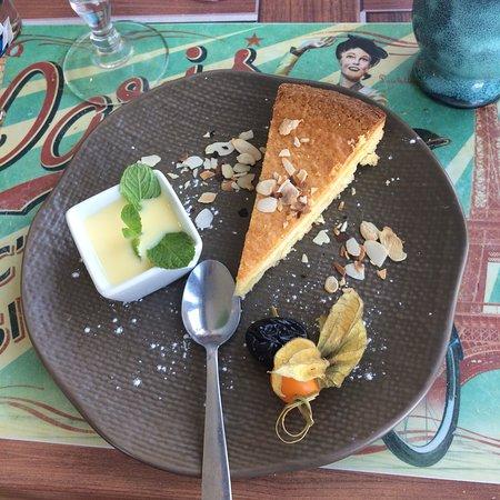 Saint-Nexans, Francia: Gâteau Basque