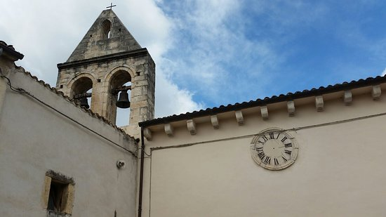 Bolognano, Włochy: Chiesa di Santa Maria Entroterra
