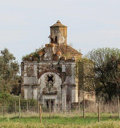 Capela do Cruzeiro (Ermida do Senhor Jesus do Cruzeiro) (Viana do Alentejo)