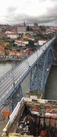 Miradouro da Vitória: Puente D. Luis