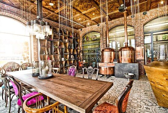 St. Stefan am Walde, Østrig: hoteleigene Brauerei